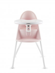 High Chair - High Chair, Light pink